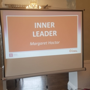 AIB Masterclass talk on the Inner Leader